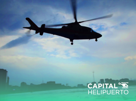 Capital Helipuerto :: The best place for landing and takeoff